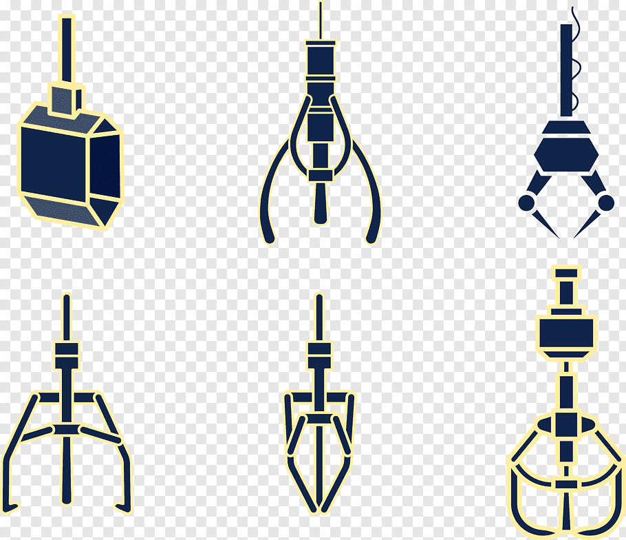 Metal claw illustrations, Claw crane Arcade game, A variety.