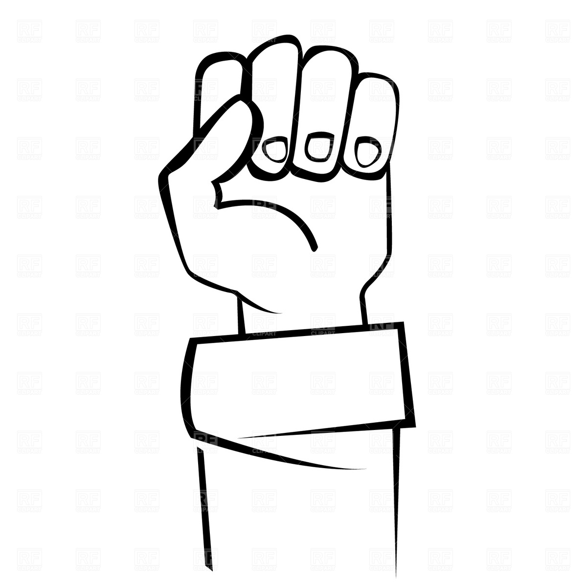 Arm clipart fist, Arm fist Transparent FREE for download on.