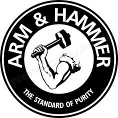 ARM & HAMMER THE STANDARD OF PURITY.