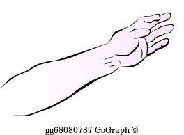 Arm Clip Art.