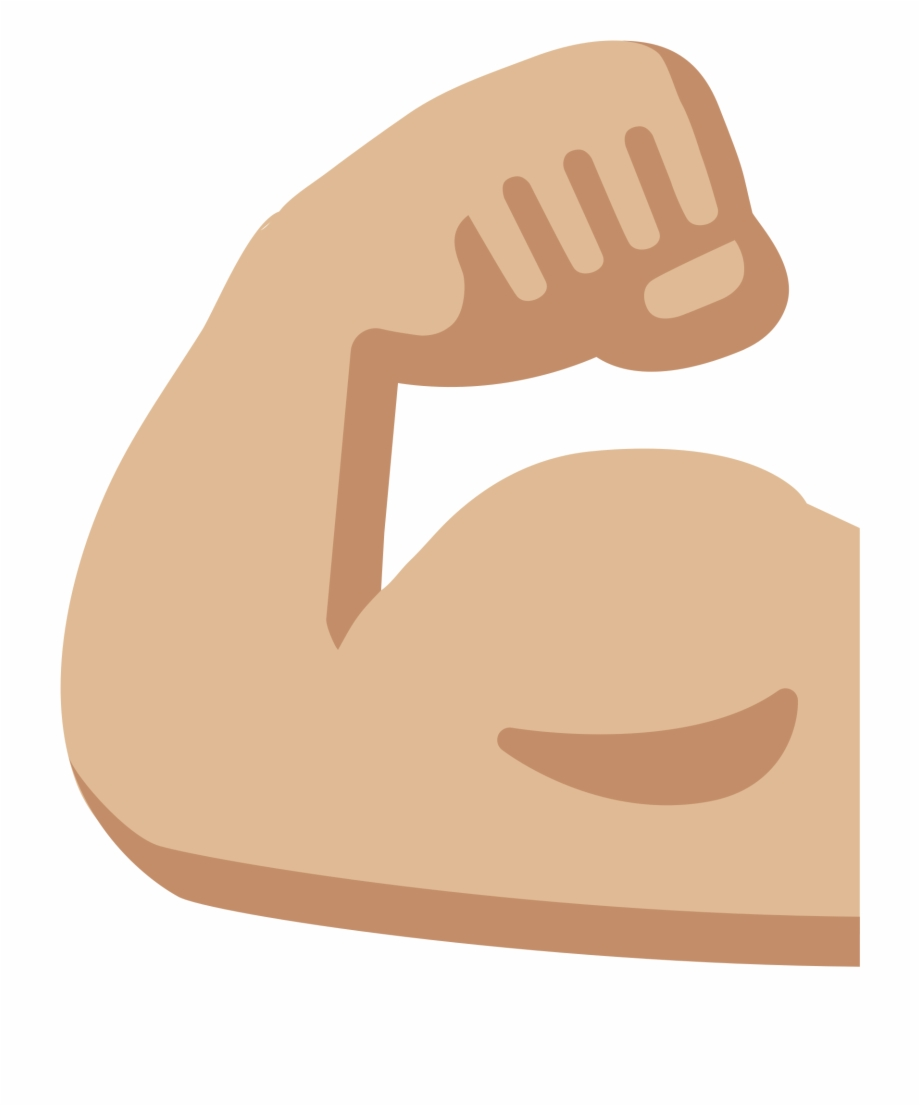 Strong Arm Png Transparent Background Muscle Clipart.
