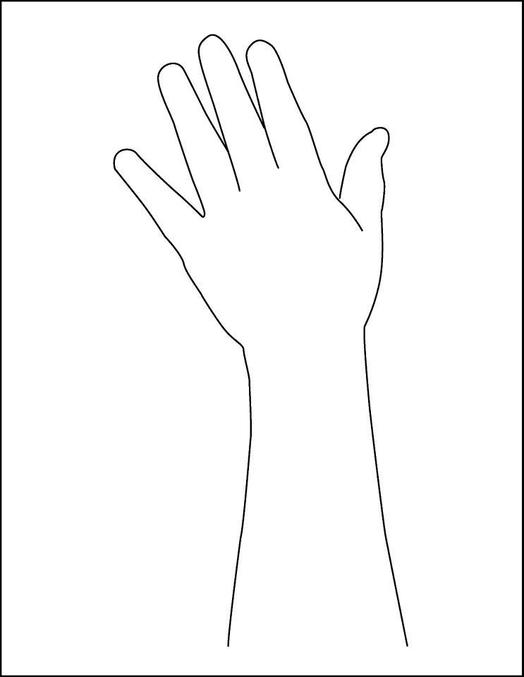 Arm clipart arm outline, Picture #53742 arm clipart arm outline.