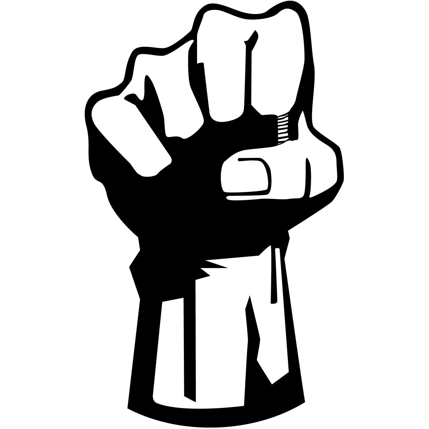 Punching fist clipart cliparts of free download.