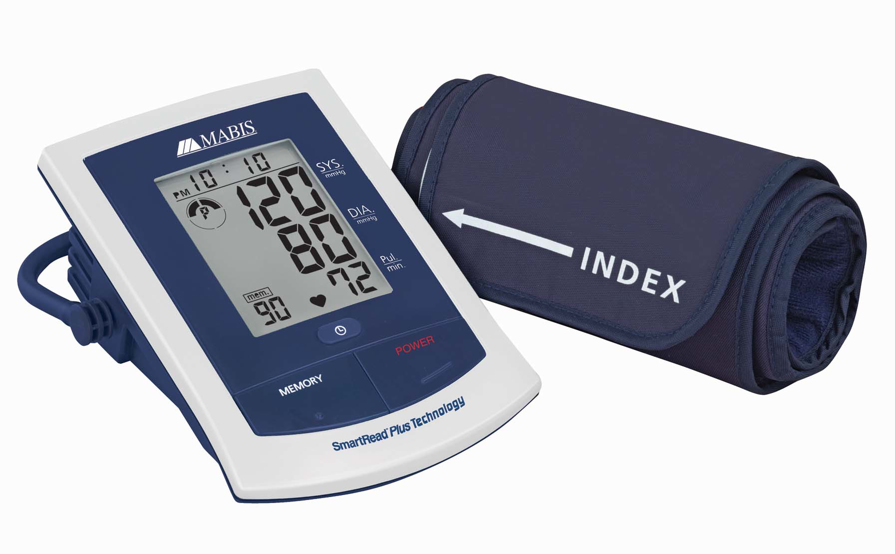 Medicare Md638 Digital Upper Arm Automatic Blood Pressure Monitor.