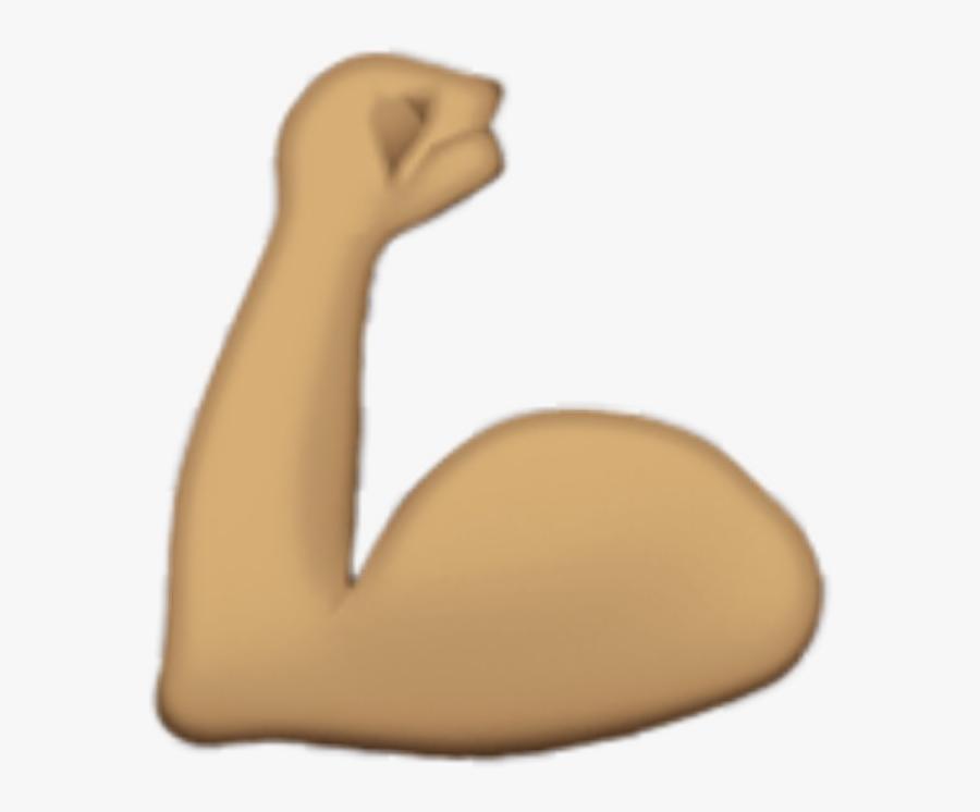 Strong Arm Emoji Strongfreetoedit.