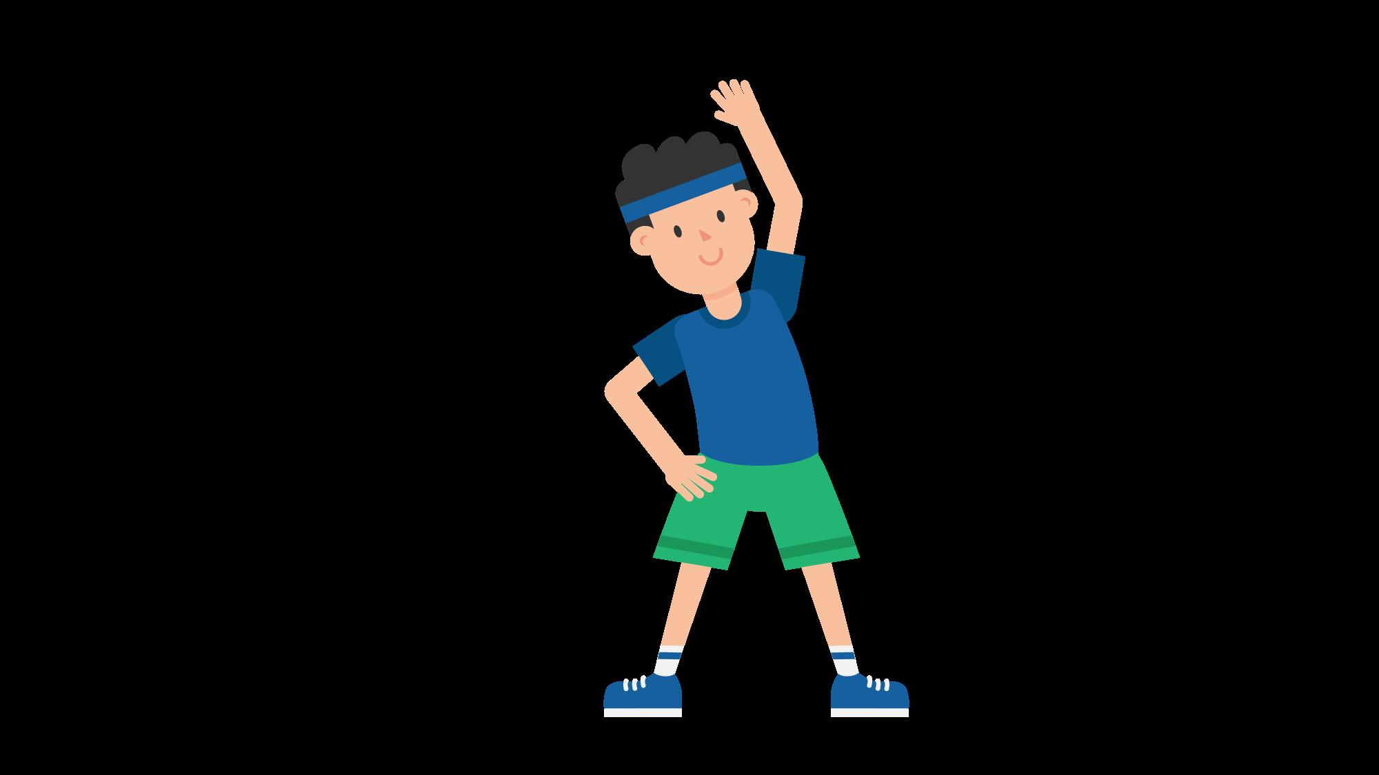 Exercise clipart arm exercise, Exercise arm exercise.