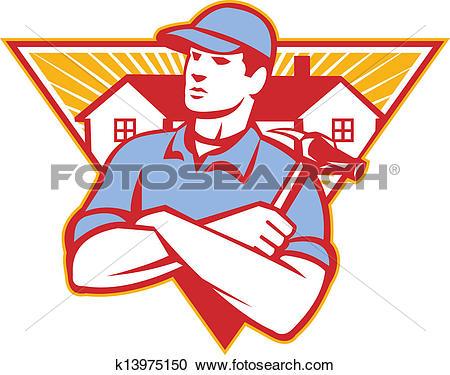 Arm hammer Clipart EPS Images. 356 arm hammer clip art vector.