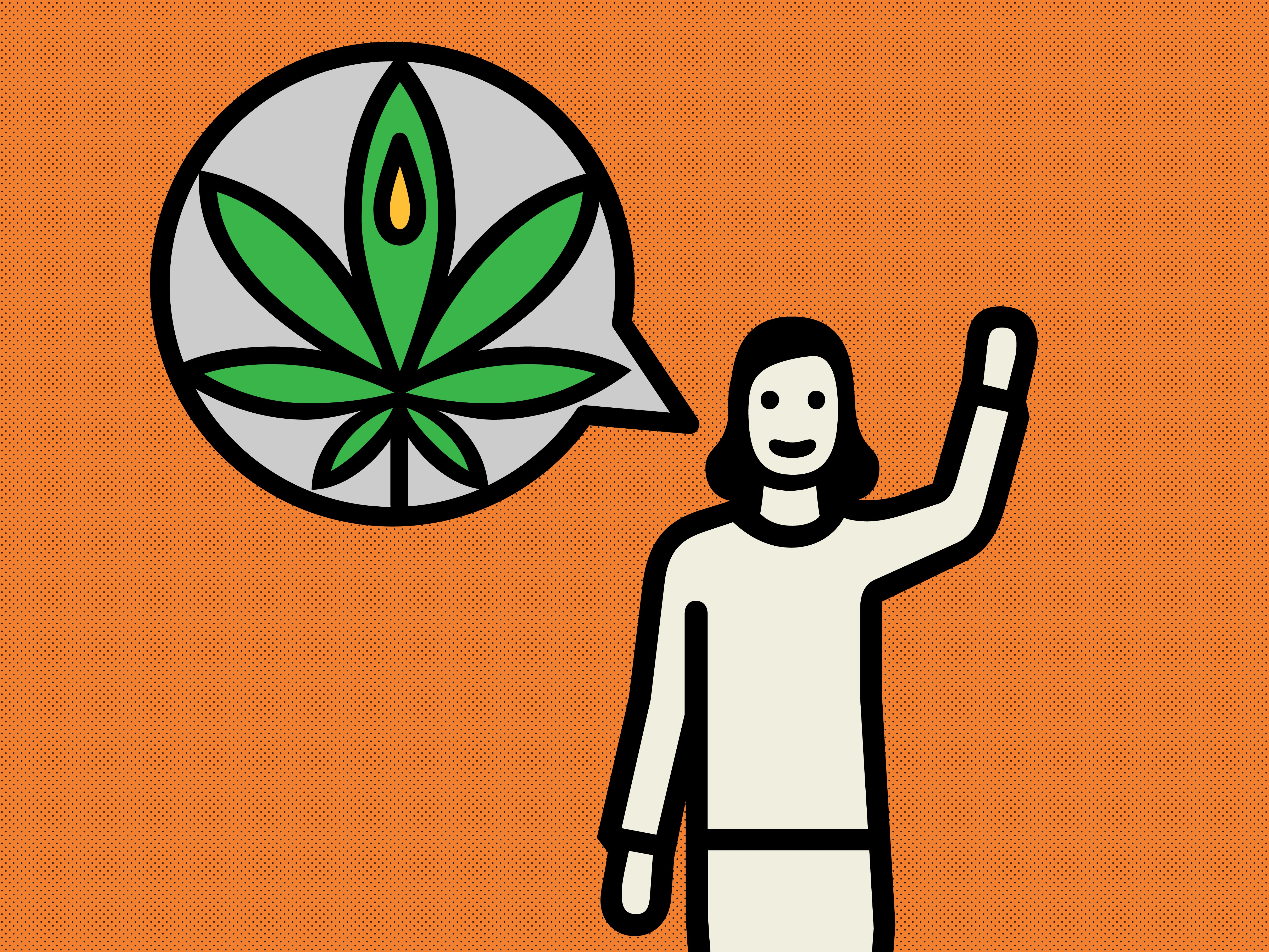 How Much Weed Should Someone Try If It\'s Their First Time.