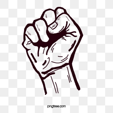 Arm making fist clipart clipart images gallery for free.
