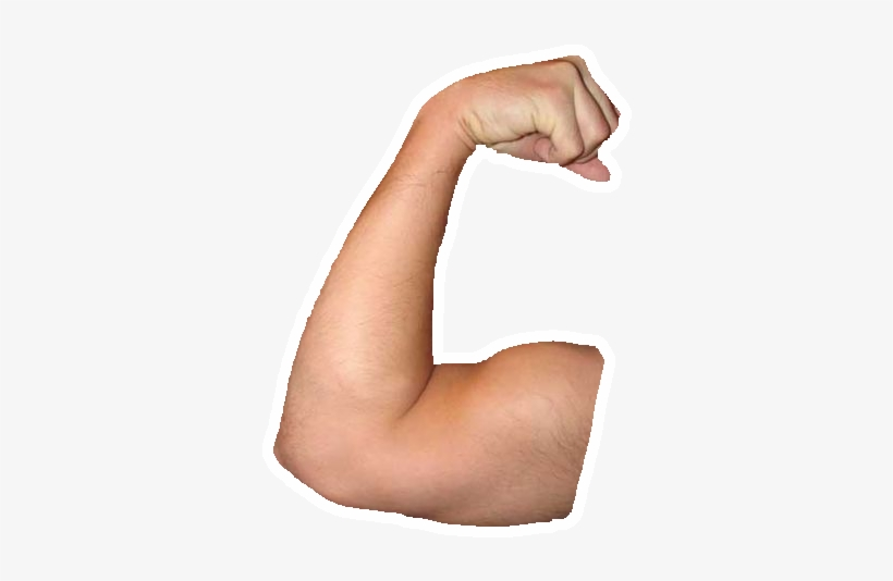 Arm Muscle Png.