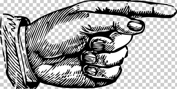 Index Finger Arrow PNG, Clipart, Arm, Art, Black And White.