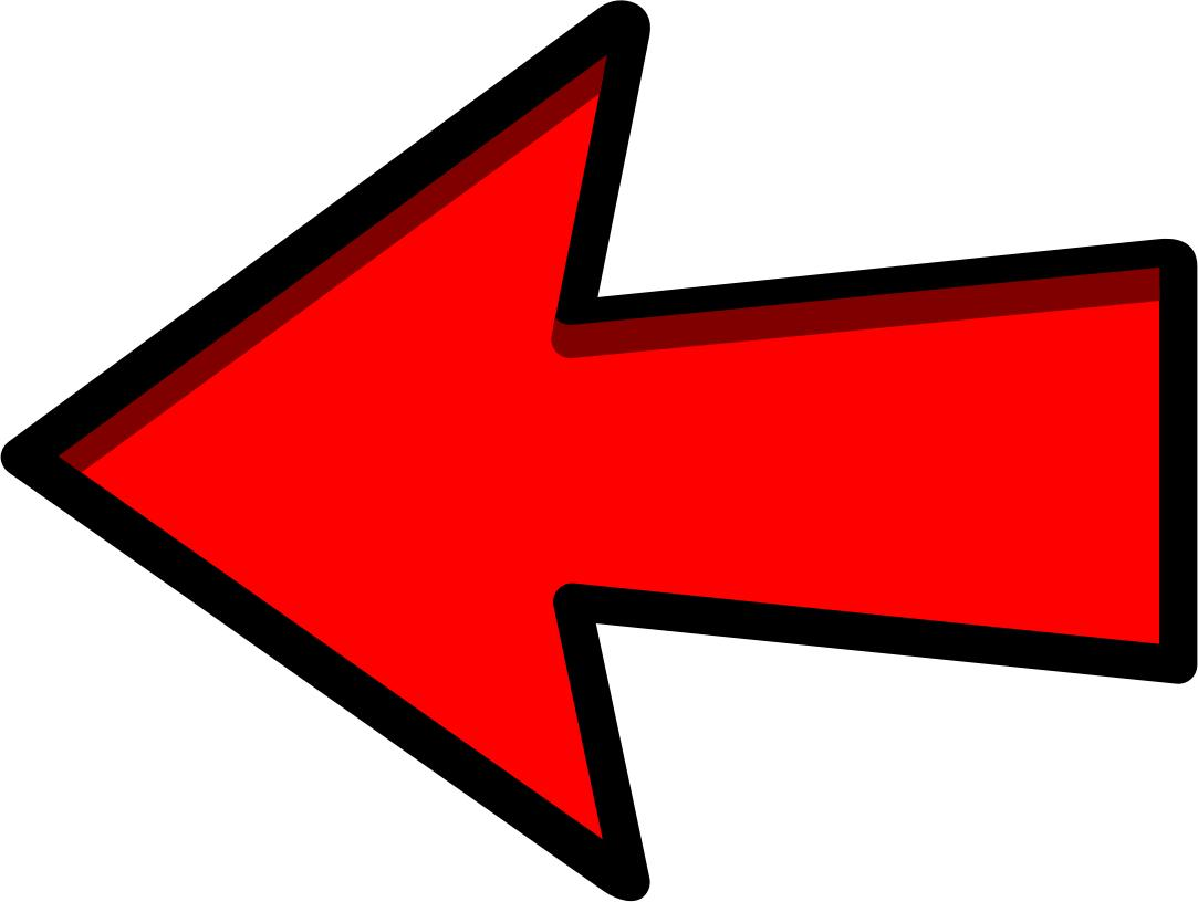 Clipart Of Arrows Pointing Left.