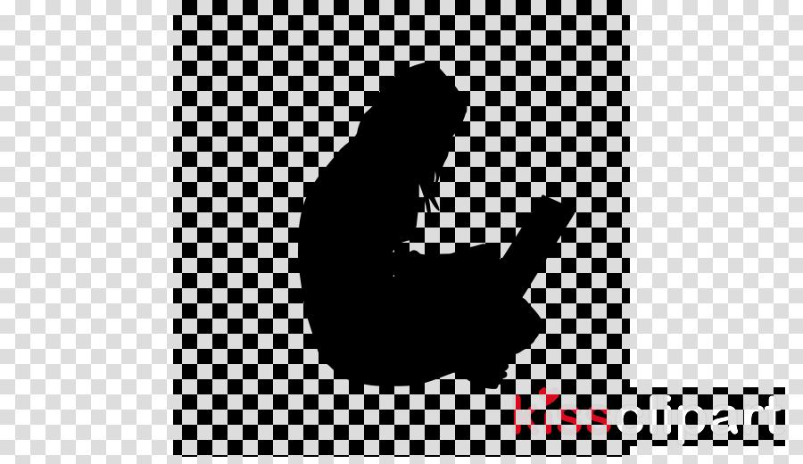 sitting silhouette font arm clip art clipart.