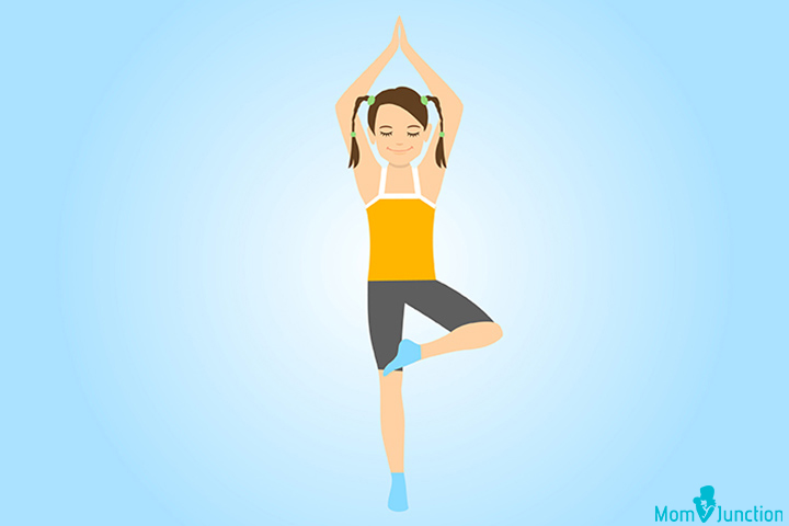 15 Best Yoga Poses For Kids.
