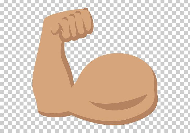 Emoji Biceps Symbol Human Skin Color Arm PNG, Clipart, Arm.