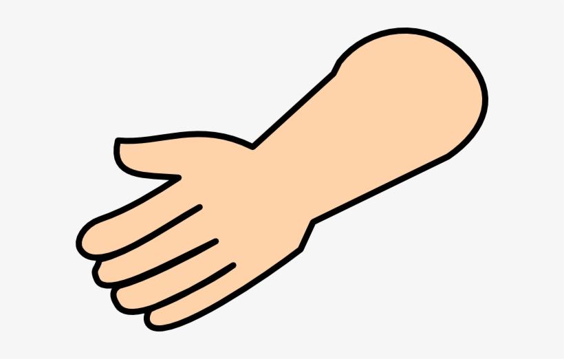 Arm Clipart Hand Hi Png.