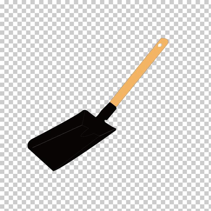 Elements, Hong Kong , Dedicated short arm flat head shovel.