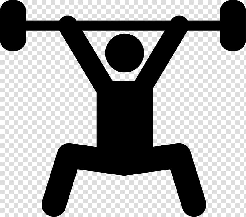 Olympic weightlifting Weight training Computer Icons Fitness.