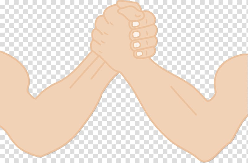 Thumb Arm wrestling Euclidean , Competitor wrench wrist.