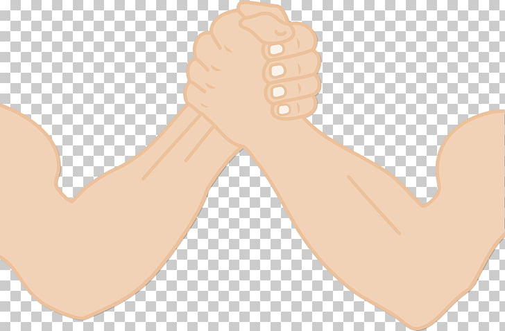 Thumb Arm wrestling Euclidean , Competitor wrench wrist PNG.