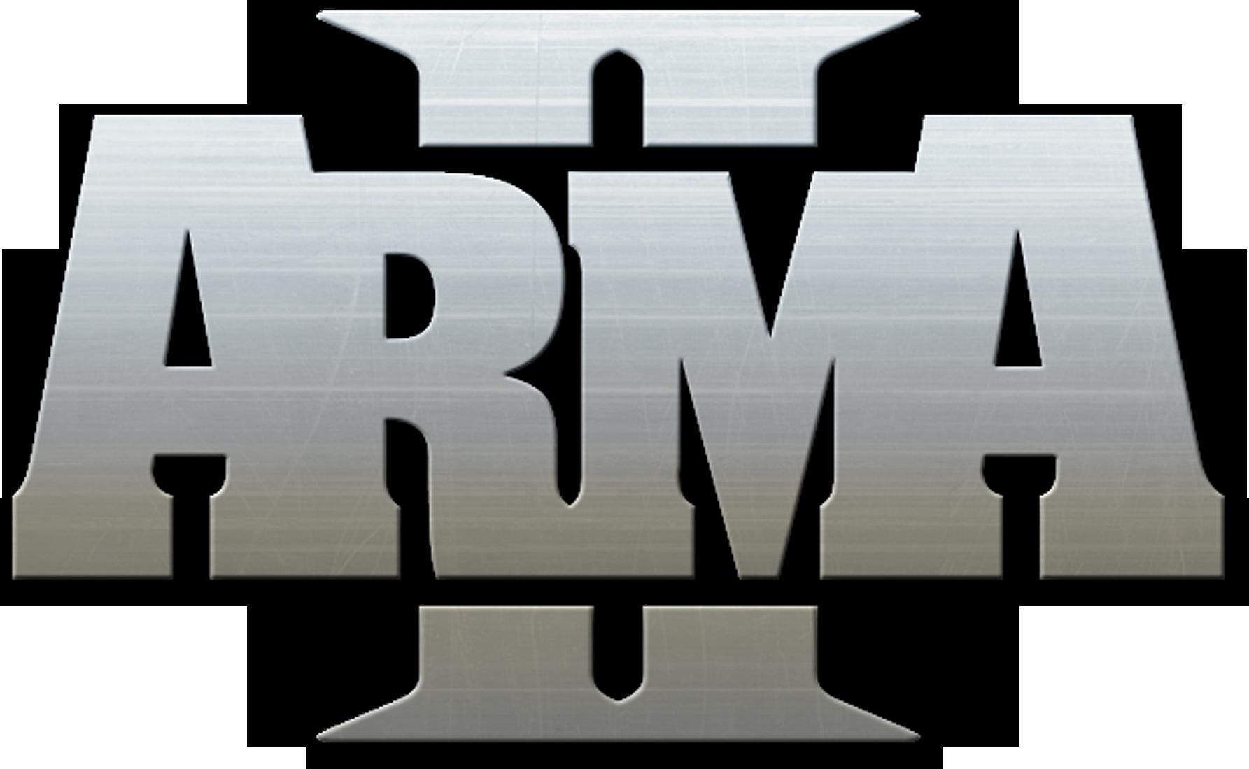 File:ArmA II Logo.png.