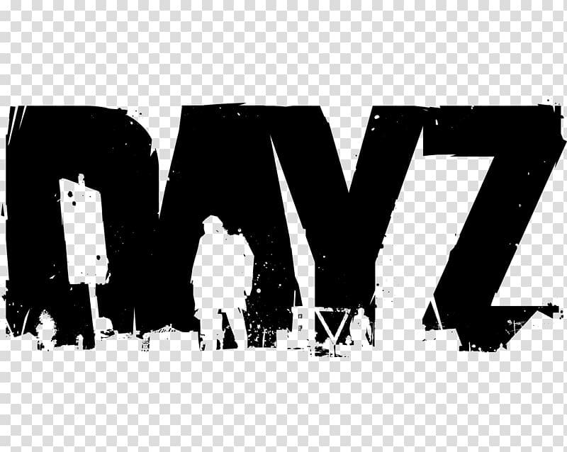 DayZ ARMA 2: Operation Arrowhead H1Z1 Logo Mod, design transparent.
