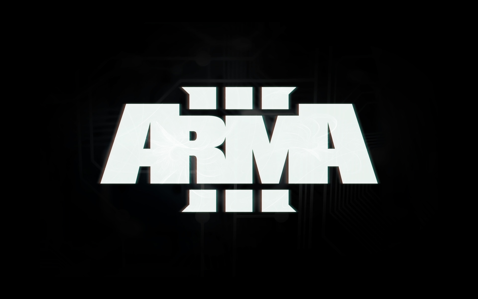 Arma 3 Logo wallpaper.