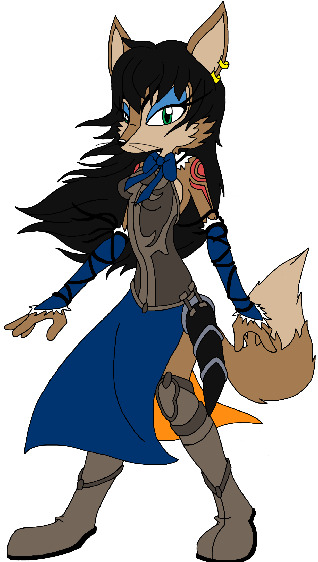 Shanoa the Fox.