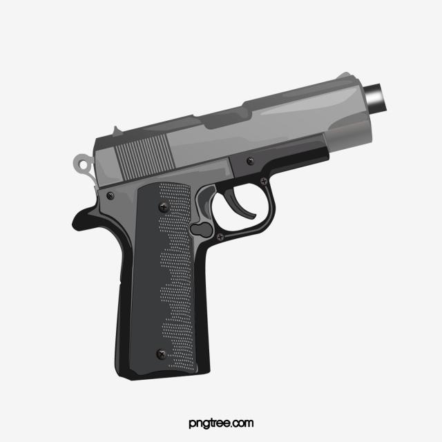 Pistola Arma Preta, Pistola, Armas, Armas De Fogo Arquivo PNG e PSD.