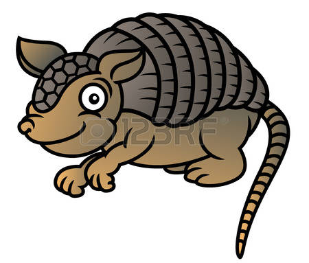 Armadillo clipart 3 » Clipart Station.