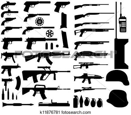 Armament clipart.