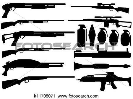 Clipart of Armament k11708071.