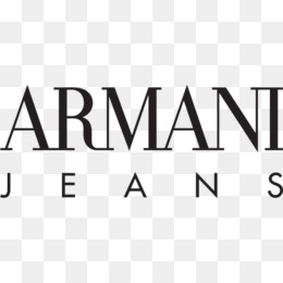 Armani Jeans png free download.