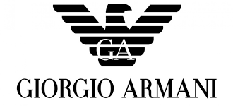 Image result for armani logo.