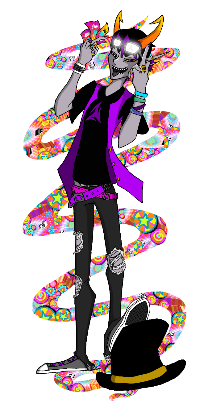 The Ex Canon Fantroll by persephone89 on DeviantArt.