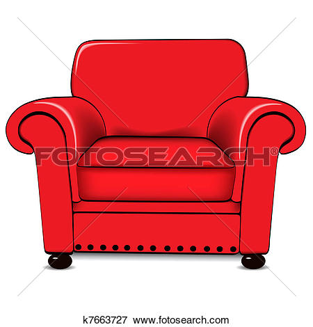 Armchair Clipart and Illustration. 8,349 armchair clip art vector.