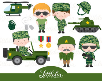 Army clipart free images 6.