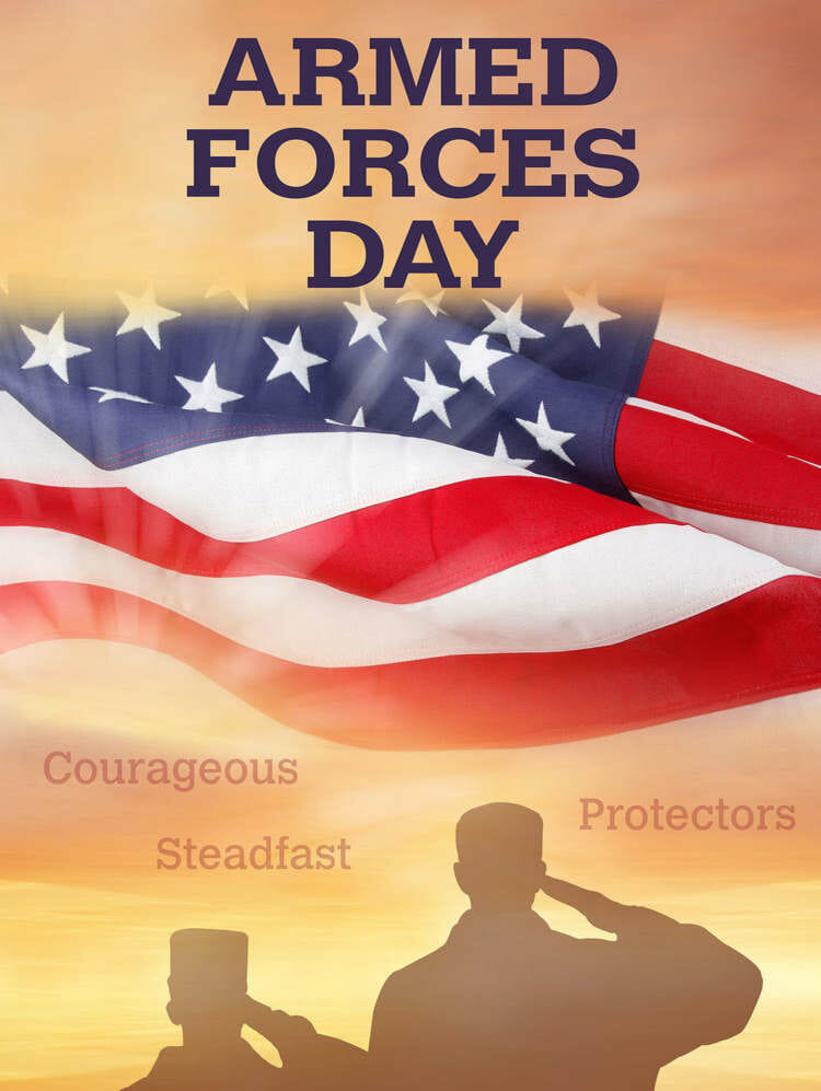 Armed Forces Day 2020.