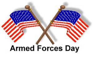 armed forces day :MAY 18, 2013.