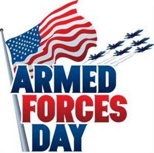 Happy Armed Forces Day Clipart Free 2016{* Graphics for US Military.
