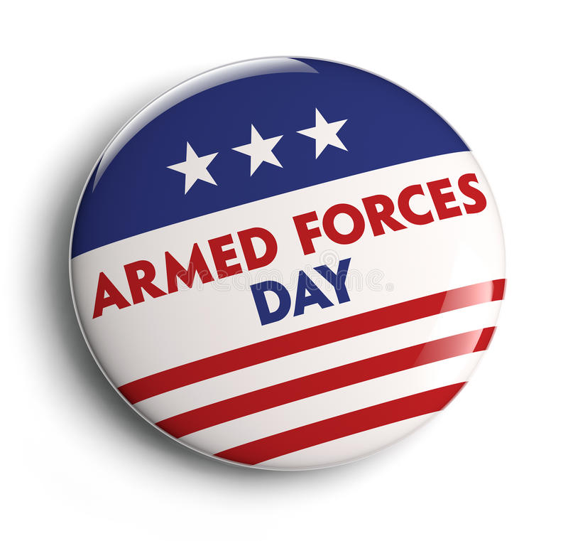 Armed Forces Day Stock Illustrations.