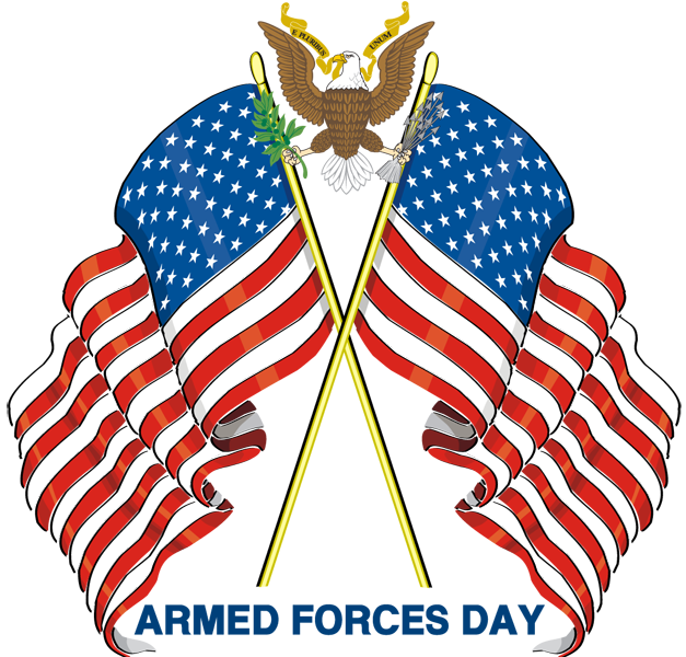 Armed Forces Day Clip Art N5 free image.