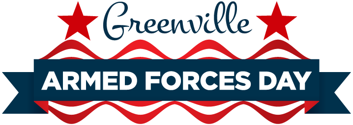 Greenville Armed Forces Day.