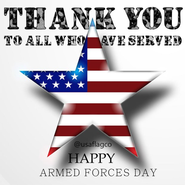 When is Armed Forces Day 2020 Images Quotes.