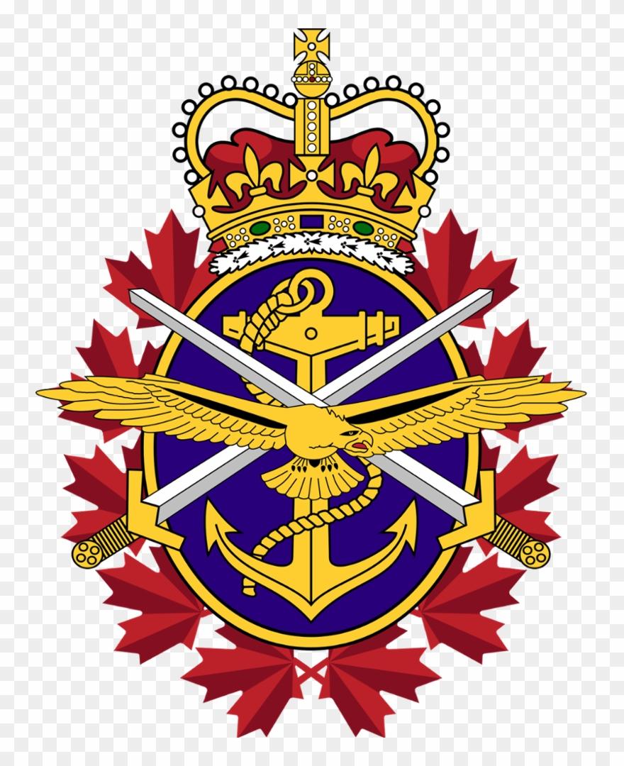 Canadian Forces Emblem.