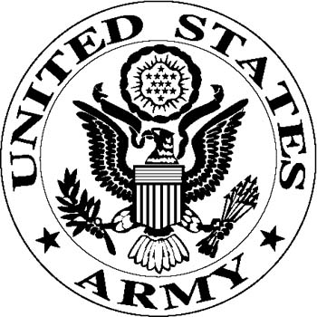 Armed forces logo clip art.