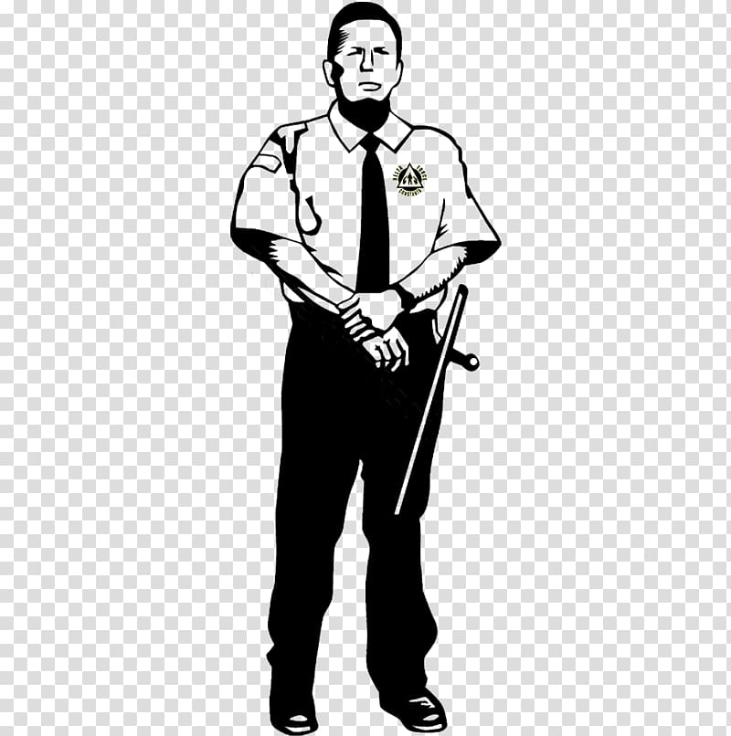 Security Police transparent background PNG cliparts free.
