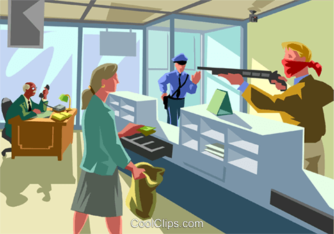 Robber clipart armed robbery Transparent pictures on F.
