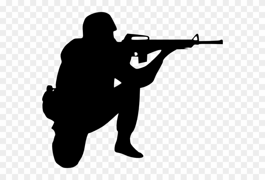 Army clipart soldier, Army soldier Transparent FREE for.