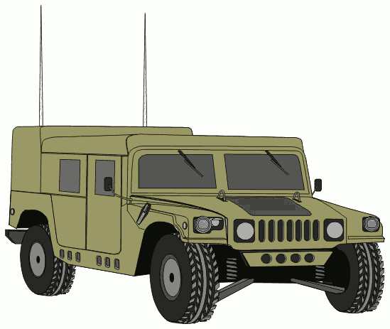 Military clip art powerpoint.